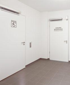 Operadores Modulares para Portas Batentes